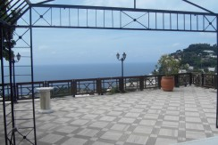 Sea view Villa For Rent in Capri