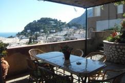 Appartamento vista mare Capri