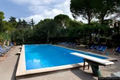 Appartamento in villa con piscina Anacapri